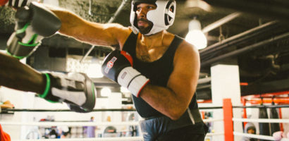 fall in love with boxing