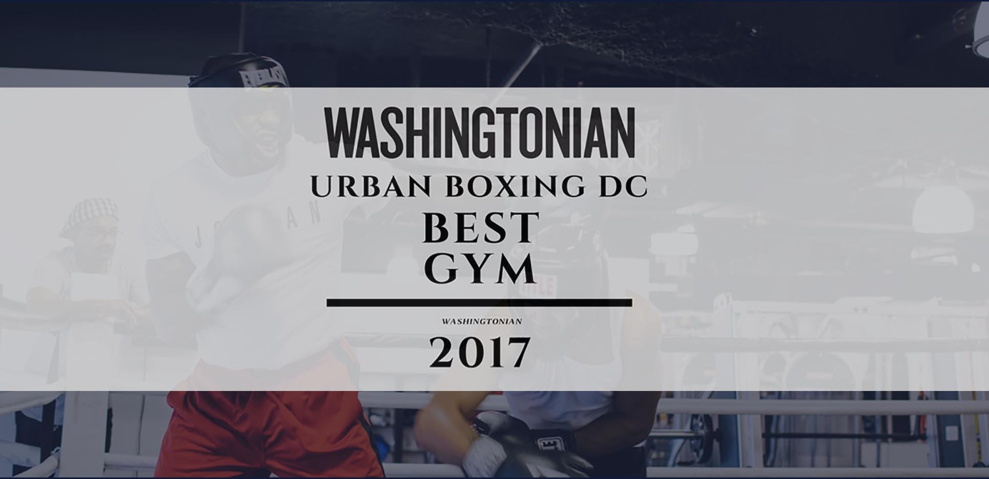 best gym in washington dc